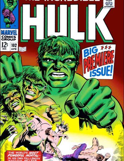 The Incredible Hulk #102 - April 1968