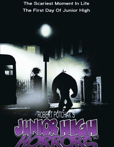 Junior High Horrors #1 - September 2018