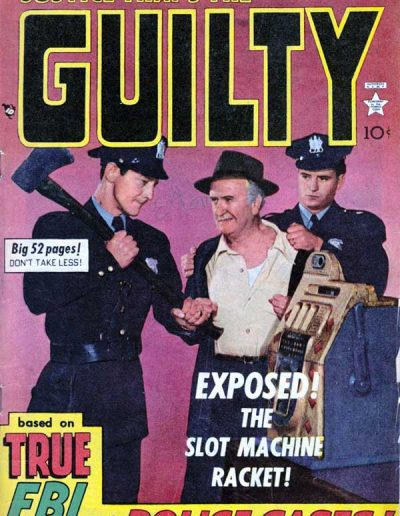 Justice Traps the Guilty #13 - December 1947