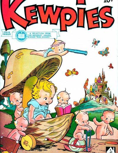 Kewpies #1 - April 1949