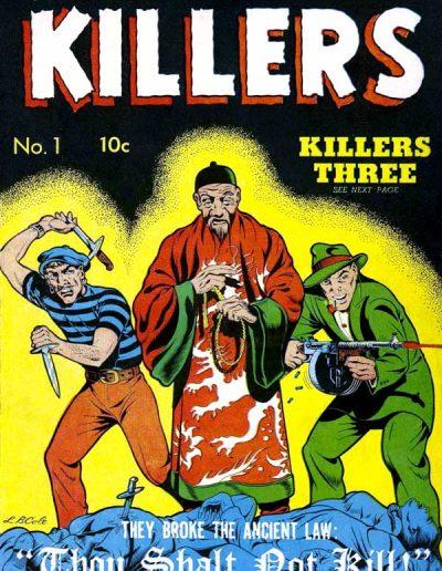 Killers #1 - January 1947