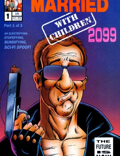 Married with Children 2099 #1 - June 1993