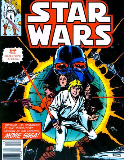 Marvel Movie Showcase: Star Wars #1 - November 1982