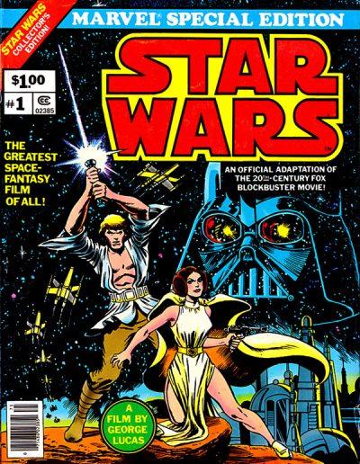 Marvel Special Edition #1 - November 1977