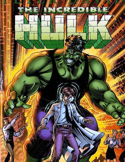 Hulk Visionaries: Peter David (Vol 8) - August 2011
