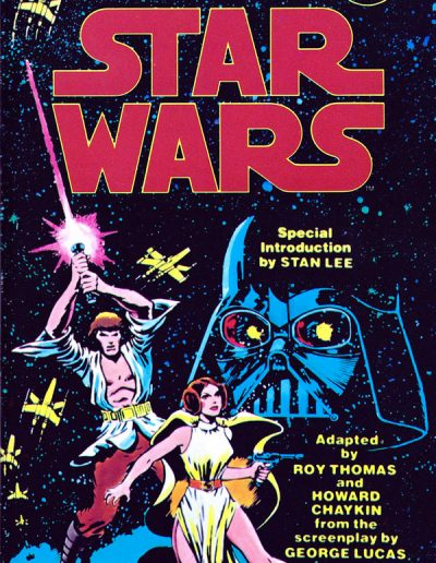 Marvel Illustrated Books #1: Star Wars - November 1977