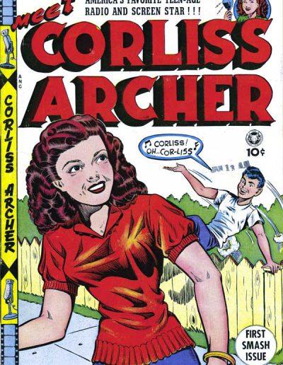Meet Corliss Archer #1 - March 1948