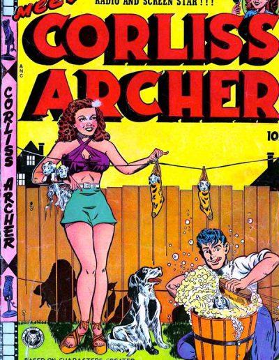 Meet Corliss Archer #2 - May 1948