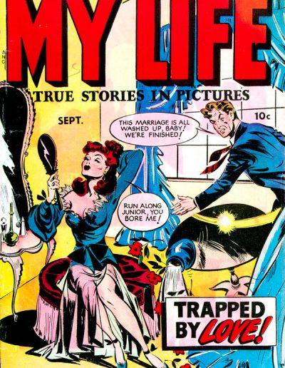 My Life (Corliss Archer) #4 - September 1948