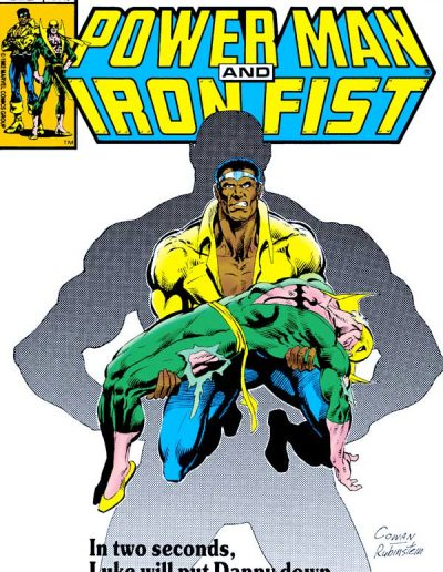 Power Man & Iron Fist #83 - July 1982