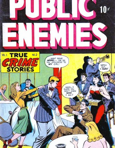 Public Enemies #2 - May 1945