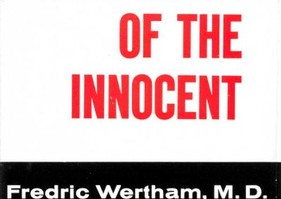 Comics Referenced in <i>Seduction of the Innocent</i> by Frederic Wertham, M.D.