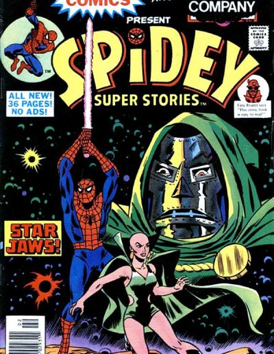 Spidey Super Stories #31 - February 1978