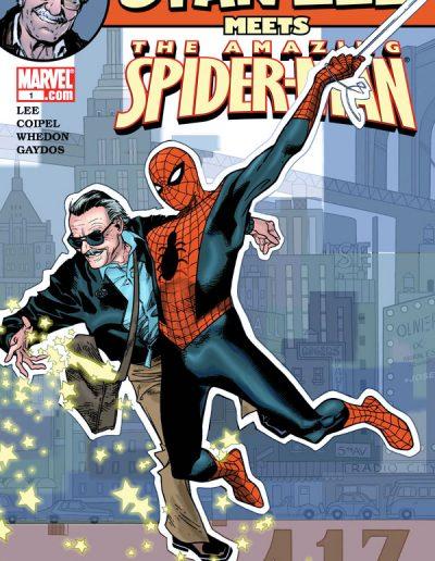 Stan Lee Meets the Amazing Spiderman #1 - October 2006