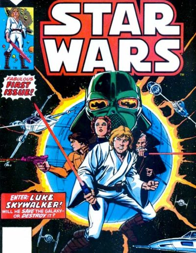 Star Wars #1 (3rd Printing) - July 1977