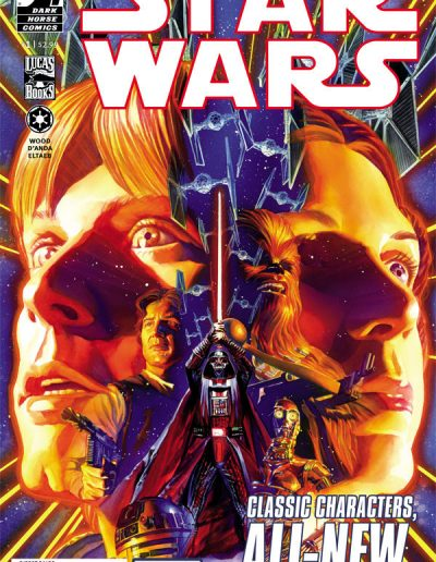 Star Wars (Vol 2) #1 - January 2013