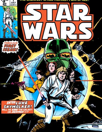 Star Wars #1 (Facsimile) - February 2020
