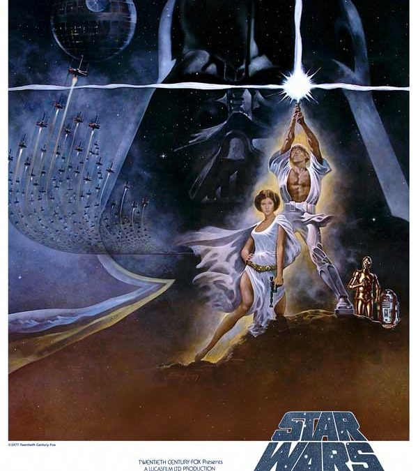 Star Wars (Movie Poster 1) Homage Covers