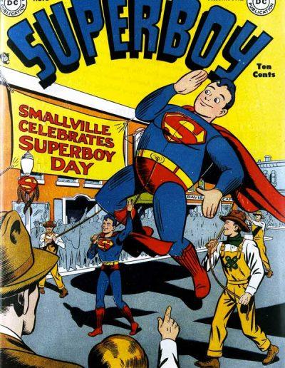 Superboy #2 - May 1949