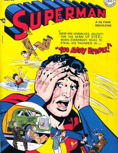 Superman #55 - November 1948