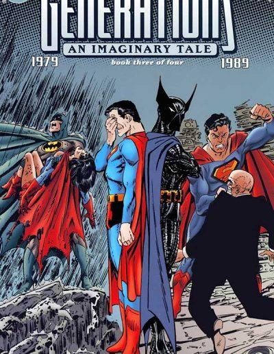 Superman & Batman: Generations Book 3 - March 1999