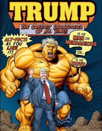 Trump: Putin on the Hits (TPB) - April 2018