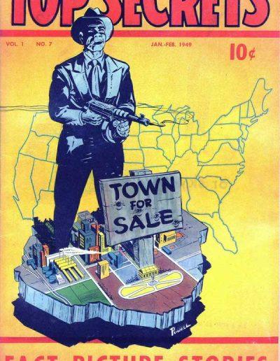 Top Secrets #7 - January 1949