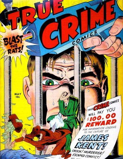 True Crime Comics #2 - May 1948