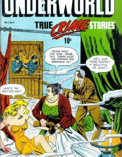 Underworld #2 - May 1948