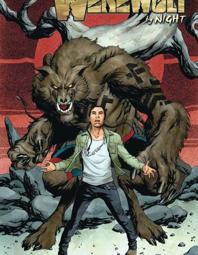 Werewolf by Night (Vol 3) #1 - April 2020