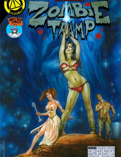Zombie Tramp (Vol 3) #11 (Mile High Variant) - May 2015