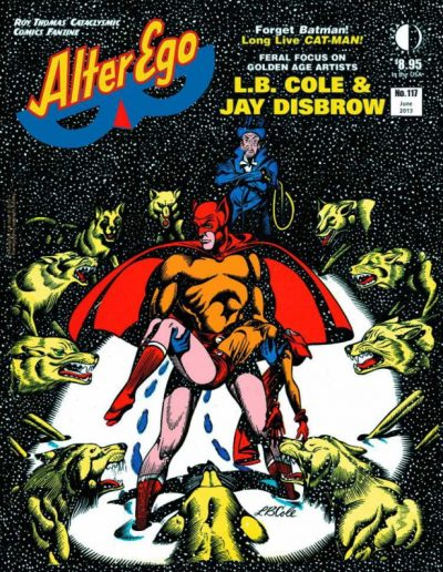 Alter Ego Magazine #117 - June 2013