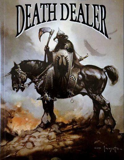 Death Dealer (Vol 1) #3 - April 1997