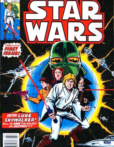 Star Wars #1 - July 1977