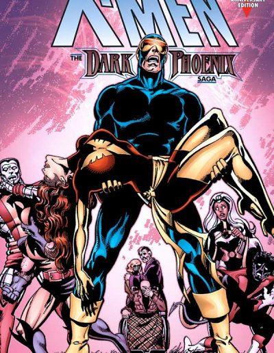 The Dark Phoenix Saga (30th Anniversary Hardcover) - August 2010