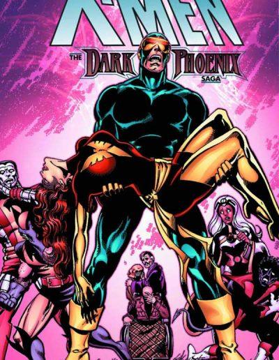 X-Men: The Dark Phoenix Saga Trade Paperback (2012 Printing) - April 2012