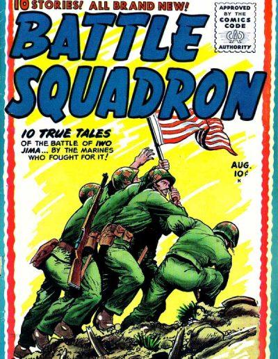 Battle Squadron #3 - August 1955