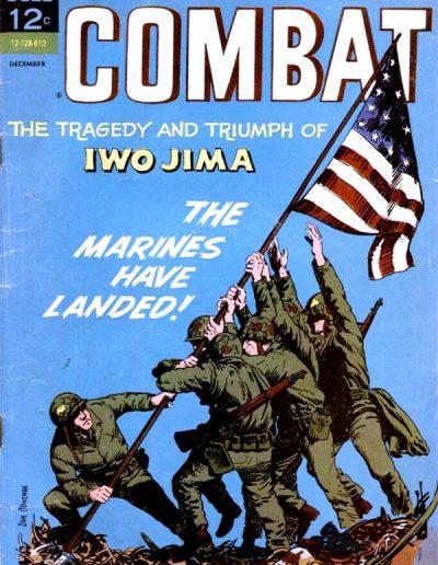 Combat #22 - December 1966