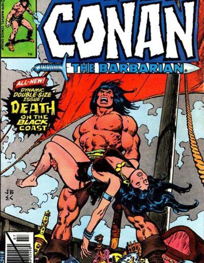 Conan the Barbarian #100 - July 1979
