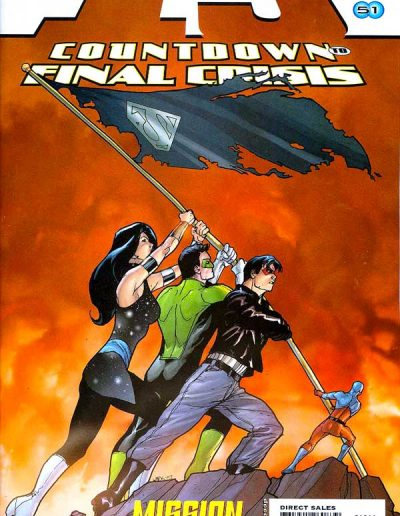 Countdown (to Final Crisis) #15 - March 2008