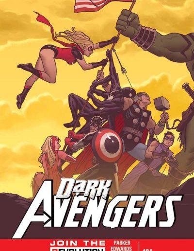 Dark Avengers (Vol 2) #184 - February 2013