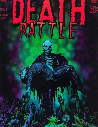 Death Rattle (Vol 1) #1 - June 1972