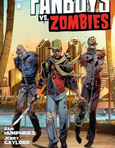 Fanboys vs Zombies #6 - April 2012