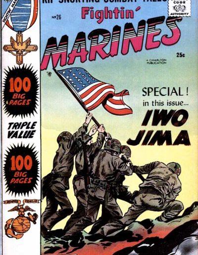 Fightin' Marines #26 - August 1958