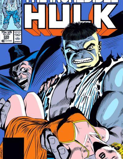 Incredible Hulk #335 - September 1987
