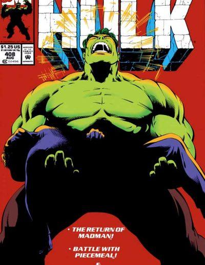 Incredible Hulk #408 - August 1993