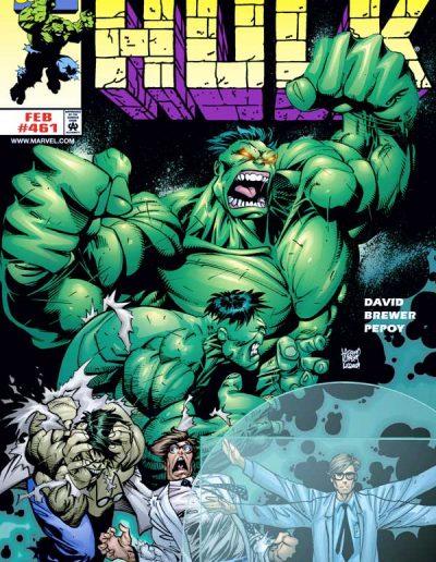 Incredible Hulk #461 - February 1998