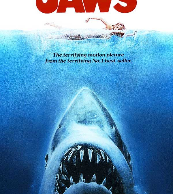 Jaws (Movie Poster) Homage Covers