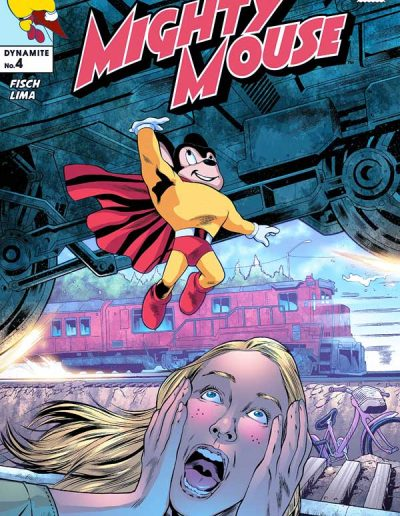 Mighty Mouse (Vol 6) #4 - September 2017