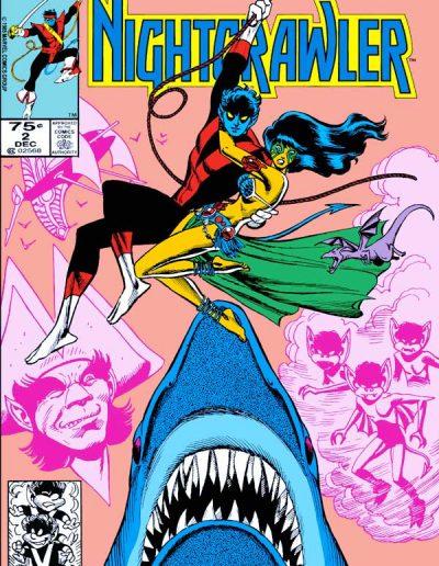 Nightcrawler #2 - December 1985